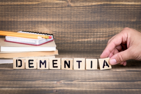 Dementia Warning Signs image