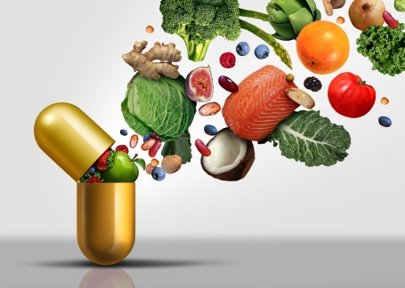 Vitamin Supplements image