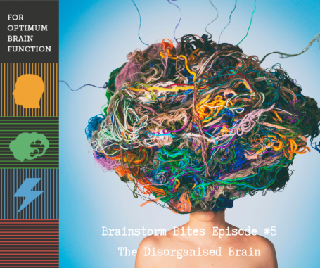 The Disorganised Brain - Podcast 5 image