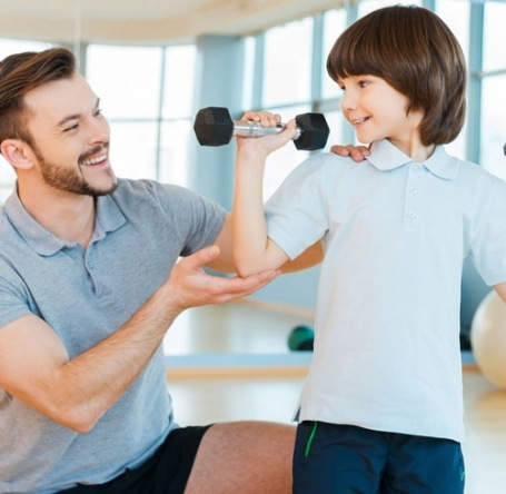Why should kids exercise?--