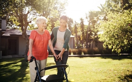 Four Tips to Prevent Falls--