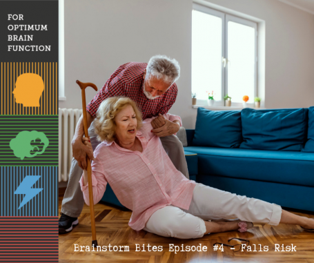 Falls Risk and the Elderly - Podcast 4 --